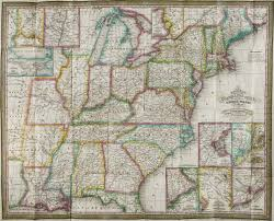 Unted States Map by United States Historical Travel Map U2022 Mapsof Net