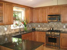 Backsplash Ideas For Kitchens With Granite Countertops Tile Backsplash Ideas With Granite Countertops Kitchen Astonishing