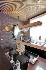 futuristic parametrix kitchen design for small space dweef com
