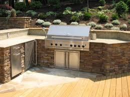 Outdoor Kitchen Cabinet Plans Kitchen Outdoor Patio Kitchen And 8 Outdoor Kitchen Cabinet