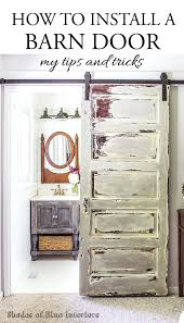 Barn Door Ideas For Bathroom Sliding Door For Small Bathroom Northlight Co