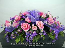 cemetery flower arrangements best 25 cemetery flowers ideas on memorial meaning