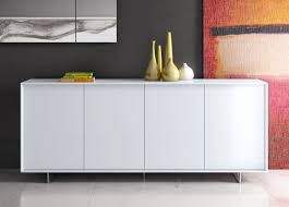 Modern Sideboards And Buffets Furniture Corner Buffet Hutch With Modern Sideboard And Narrow