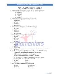 document 11 plants botany