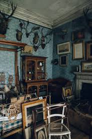 Stately Home Interiors The House At Calke Abbey Derbyshire U2014 Haarkon Lifestyle And