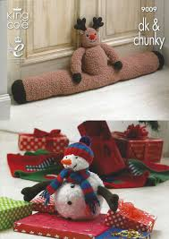 king cole 9009 rudolph draught excluder christmas tree skirt and