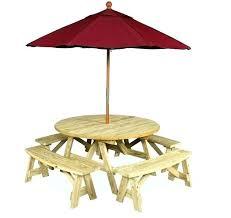 folding patio table with umbrella hole picnic table with umbrella hole wonderful patio table with umbrella