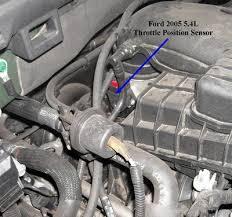 2007 ford f150 engine problems bernard s throttle position sensor