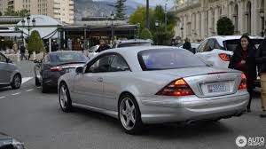 limited edition mercedes mercedes cl 55 amg f1 limited edition 4 february 2017