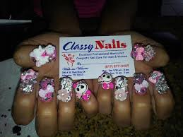 classy nails home facebook