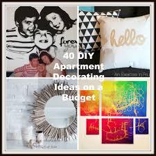 Diy Apartment Ideas 40 Diy Apartment Decorating Ideas On A Budget