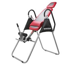 inversion table exercises for back inversion table pro deluxe fitness chiropractic table exercise back