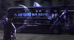 the ghost bus tours illustration free image peakpx
