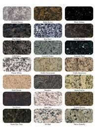 Best Countertops For Kitchen by Best 25 Granite Colors Ideas On Pinterest Kitchen Granite
