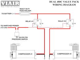 manuals schematics hornblasters within airbag suspension wiring