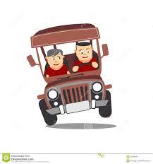 philippines jeepney for sale philippine jeep cartoon stock illustration image 50698466