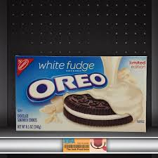 where to buy white fudge oreos white fudge covered oreo the junk food aisle