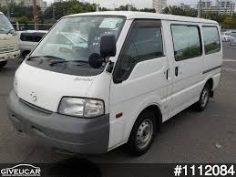 mazda car van used mazda bongo van from japan car exporter 1112084 giveucar