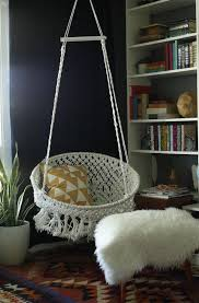 Chair That Hangs From Ceiling Best 25 Hanging Chair From Ceiling Ideas On Pinterest Hanging