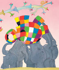 Elmer The Patchwork Elephant Story - 65 best elmer images on colors books and childhood