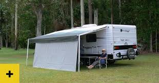 Caravan Pull Out Awnings Caravan Vs Motorhome What U0027s Best For You Aussie Leisure Loans
