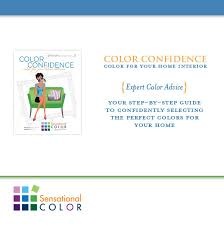 color confidence color for your home interior sensational color