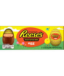 reese easter egg this new reese s crème egg gives cadbury a run for its money