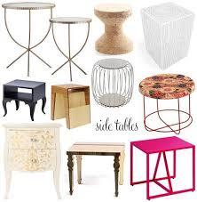side end table roundup u2013 design sponge