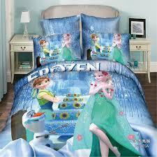 Frozen Comforter Set Full Bedding Set 4 Piece Frozen 2 Just Look Mag