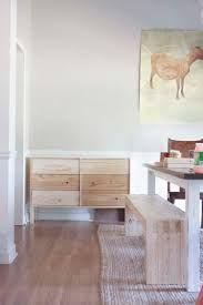 Ikea Legs Hack by Diy Dining Room Buffet Ikea Rast Hack Southern Revivals