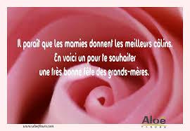 Fleurs Pour Fete Des Meres Citations Messages Fete Des Grands Meres 2016 Aloefleurs Com