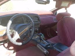 1989 Ford Thunderbird 1990 Ford Thunderbird Interior Images Reverse Search
