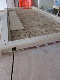 ana white reclaimed wood headboard cal king diy projects