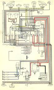 1963 bus wiring diagram thegoldenbug com