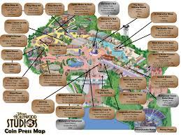 Disney World Parks Map Map Of Disney Hollywood Studios Karmaboxers