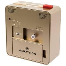 desk alarm clock marathon analog desk alarm clock with auto night light cl030053gd