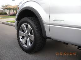 Ford F150 Truck Tires - show me your bfg t a ko tires on fx 20