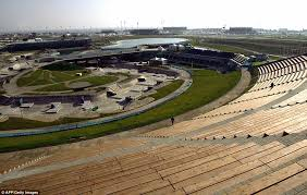 Olympics Venues How Once Impressive Venues For The 2004 Games Now Resemble Ancient