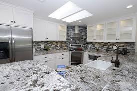 Granite Countertops And Kitchen Tile Alaska White Granite Countertops Design Cost Pros And Cons