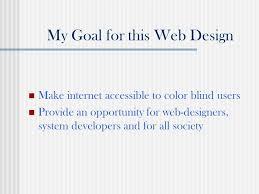 Color Blind Design Web Design For Color Blind Users Presented By Rajalekshmy Usha Hci
