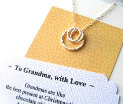 grandparent jewelry gifts grandmother jewelry poem card included gift sterling