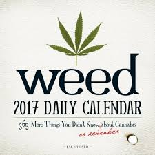Desk Daily Calendar 420 Gifts For Stoners Calendars Com The Daily Chronic