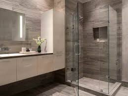 Home Modern Bathroom Dark Grey Tile Ideas For Modern Bathrooms - Updated bathrooms designs
