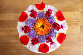 Flower Cakes Edible Flower Cake Decorating Guide