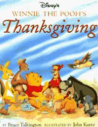 a winnie the pooh thanksgiving free kisscartoon