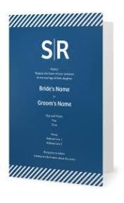 vista print wedding programs nautical wedding invitations vistaprint