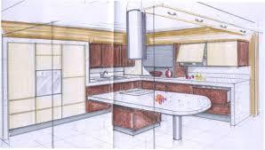 cuisine en perspective projet cuisine loire