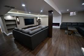 basement renovations finishing and refinishing toronto by harmony
