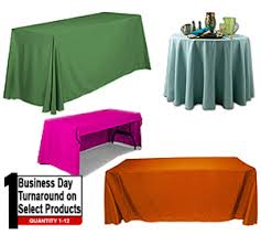 trade show table runner table covers trade show table skirts table runners table