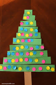 evergreen tree math activity